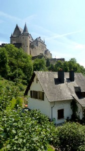 A travel photo gallery of Luxembourg
