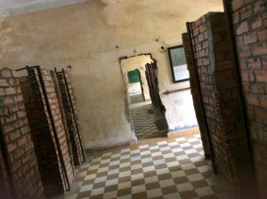 Tuol Sleng, S21 museum, Cambodia